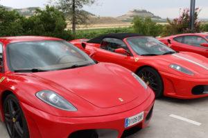 Club Ferrari España en Restaurante Ambivium