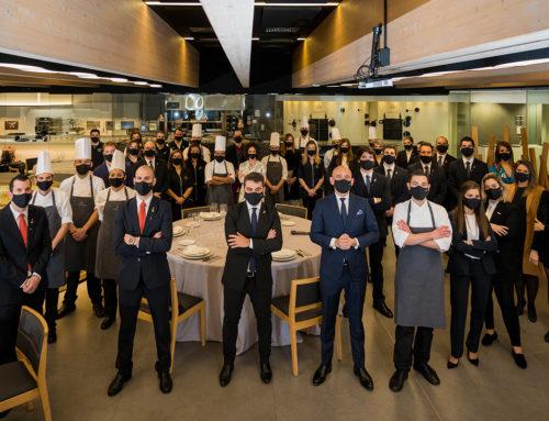 Restaurante Ambivium consigue su primera Estrella Michelin
