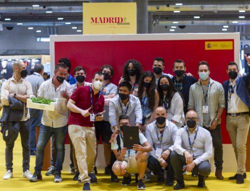 Ambivium en Madrid Fusión 2021 y MF Wine Edition